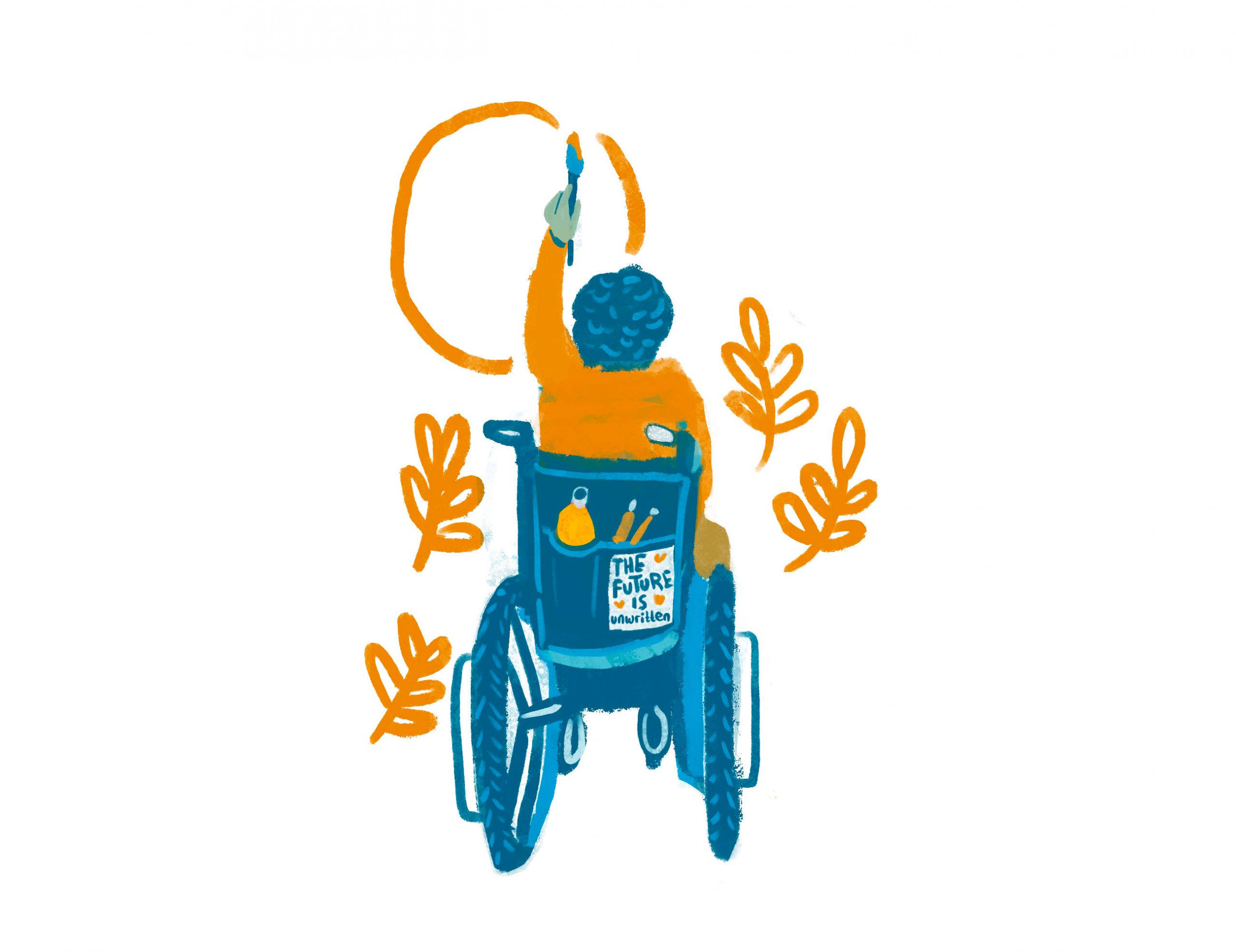 6_Mensch-in-Rollstuhl-malt_sarahheuzeroth